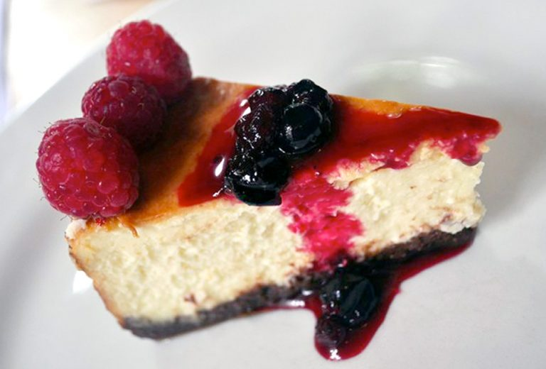 An open letter to cheesecake