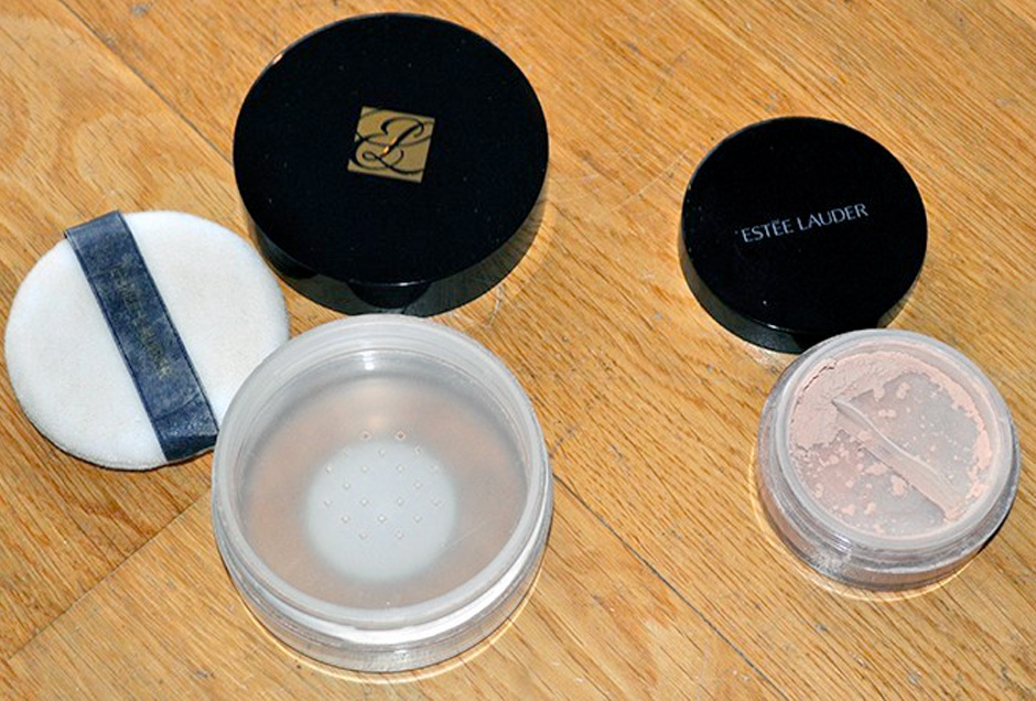 What the hell, Estée Lauder - Loose Powder Review - The Mayfairy