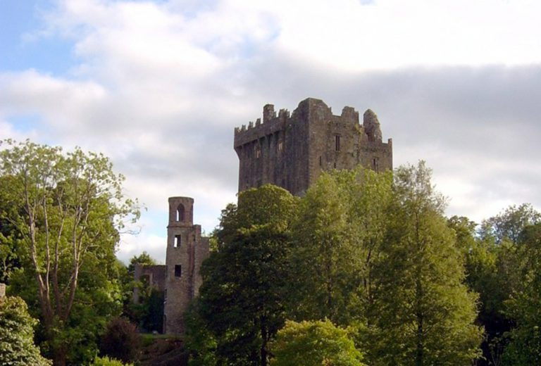 Things I'd never do again: Blarney Castle Hysteria