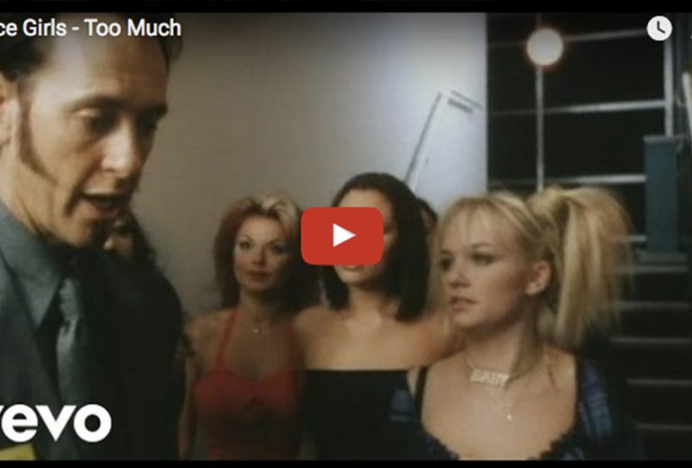 Bad Song Lyrics: Too Much, The Spice Girls