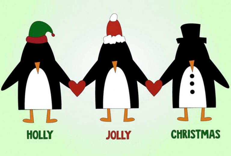 5 people you'll meet this christmas