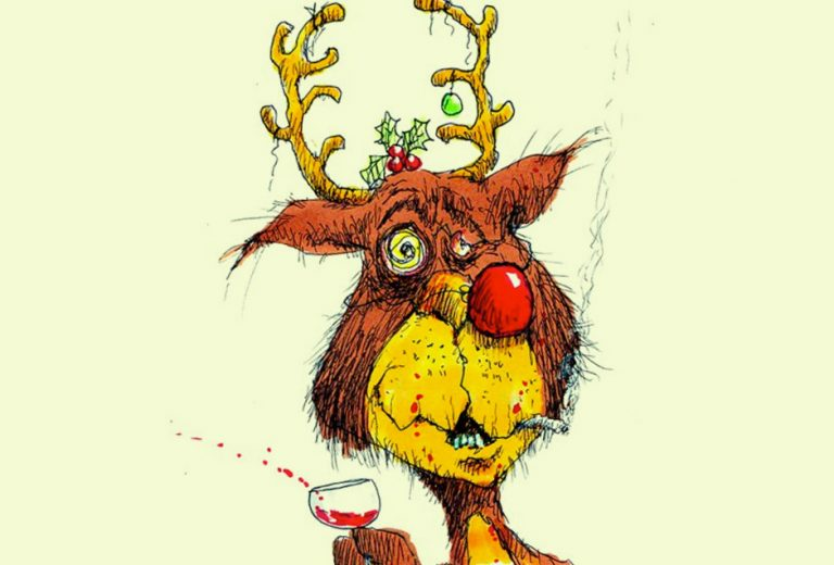 Rudolph The Red Nosed Reindeer Doesn't Make Any Sense. At All.