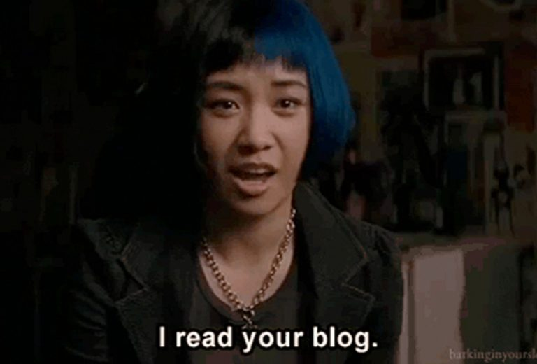 5 Fictional characters who should totally have a blog