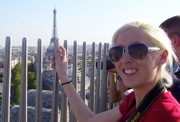 Speaking French in Paris