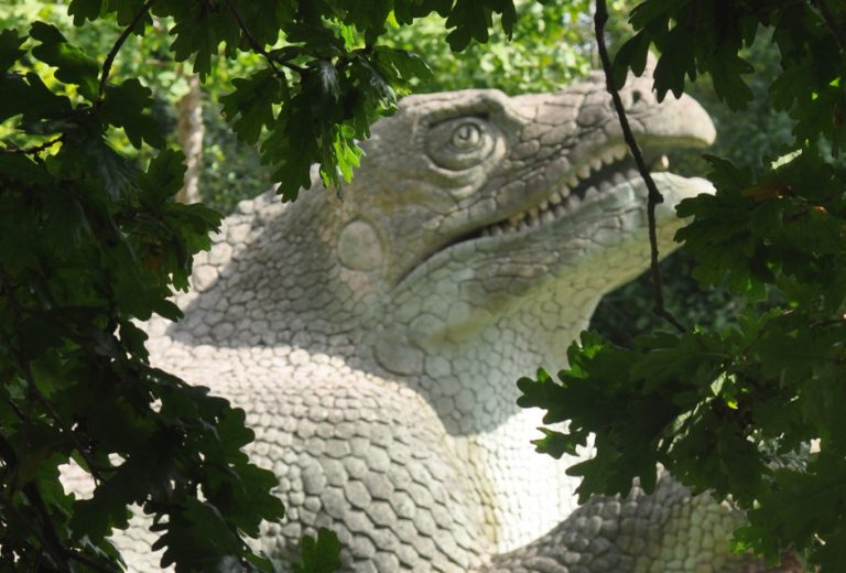10 completely true facts about the Crystal Palace dinosaurs