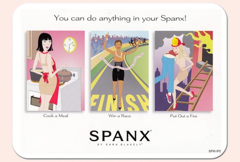 Spanx Gets Weird