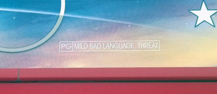 Mild Bad Language, Threat