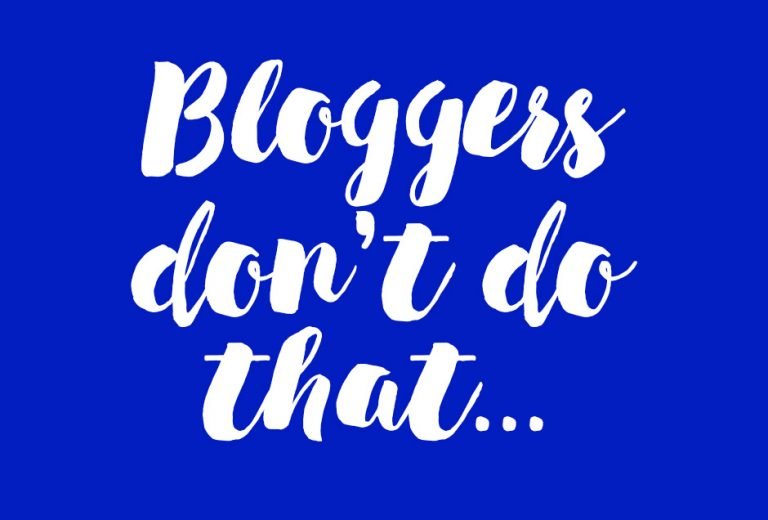 The 5 biggest misconceptions about bloggers