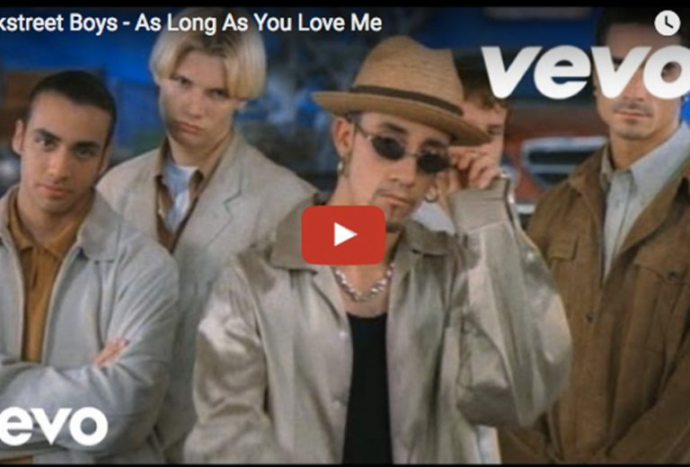 Bad Song Lyrics: As Long As You Love Me