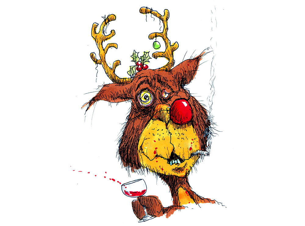 Bad Rudolph