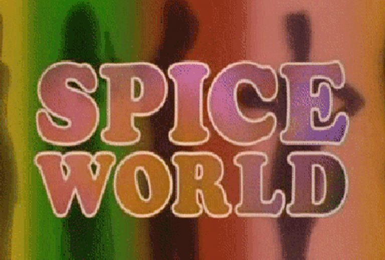 Thoughts while watching Spice World