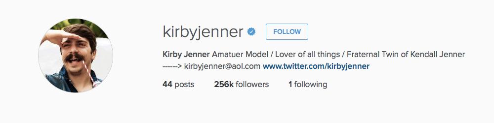 Instagram-KirbyJenner