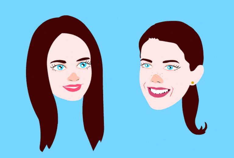 Thoughts after rewatching Gilmore Girls – season 1 and 2
