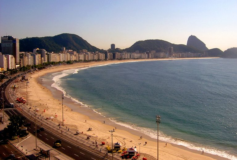 Get a Copacabana beach body