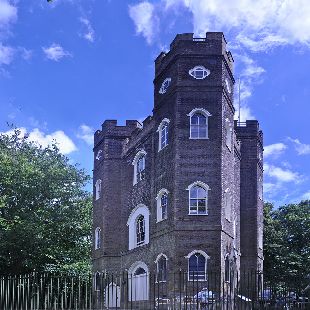 Severndroog Square